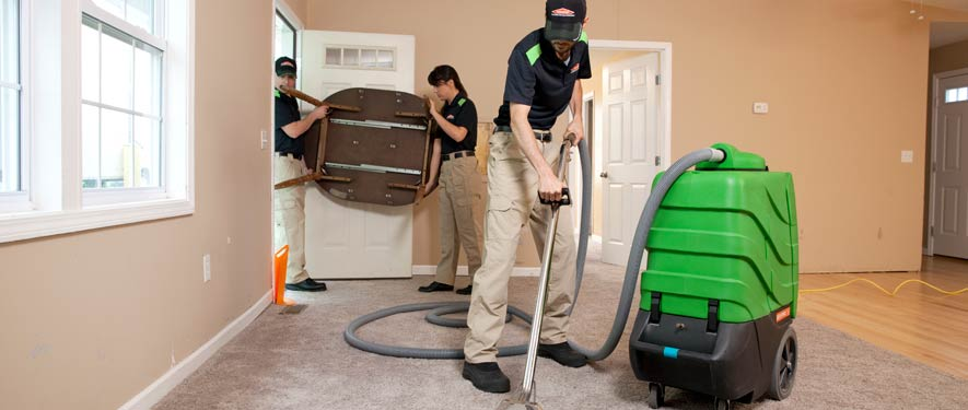 Livermore, CA residential restoration cleaning